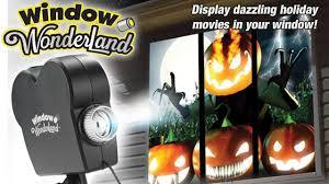 As Seen On Tv Window Wonderland Christmas Decoration Light Projector Window Wonderland