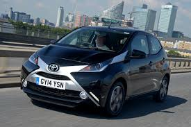 Toyota Aygo Review   Auto Express