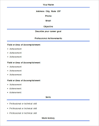 basic format of a resume multimedia computer graphics and broadcasting first free sample of