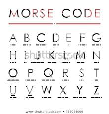 Morse Code Letters And Numbers Or Words Pdf Alphabet