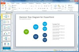 Decision Tree Diagram Template For Sample Organizational Chart ...