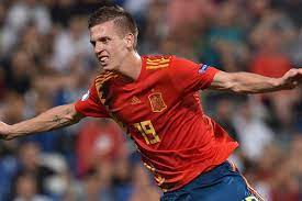 Dani Olmo handed maiden Spain call-up ...