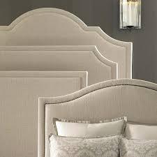 Custom Uph Beds Barcelona Bonnet Bed | Upholstered beds, Custom headboard  and Hgtv
