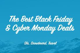 best cyber monday ski deals