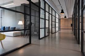 google office photos. a hallway in an elegant office space munich google photos