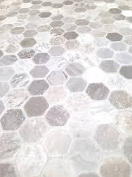 vinyl flooring hexagon pattern photos