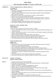 clinical research coordinator resume sample study coordinator resume samples velvet jobs