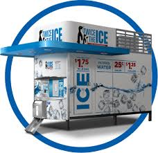 Ice Vending Machine Locations Near Me Awesome North Carolina Icehouse Twice The Ice Fresh Clean Ice On Demand