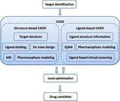 Cadd Drug Design Computational Methods In Drug Discovery Pharmacological