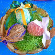 В тези 10 минутки ви показваме бързи, лесни и бюджетни идеи за пролетна декорация. Kak Se Pravi Velikdenska Ukrasa