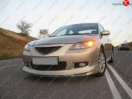 Комплект аэродинамического обвеса <b>Style</b> на Mazda 3/<b>Axela</b> BK ...