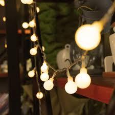 Mini Globe String Lights Battery Operated Best Fairy Lights In 2020 Technobuffalo
