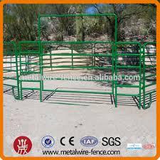 Farm Security Fencinglivestock Metal Fence Panelsmetal Pig Fence
