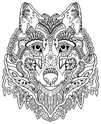Small Picture Astonishing Advanced Animal Coloring Pages Advanced Coloring Pages