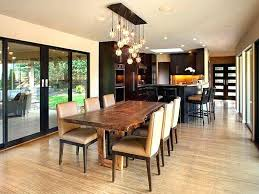 light height of chandelier over dining table pendant lights terrific hanging light fixtures for room