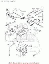kawasaki klf300 c4 bayou4x4 1992 europe uk as electrical equipment din automotive wiring colours at Europe Wiring Diagrams