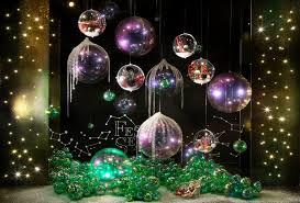 Best Christmas Window Lights De Bijenkorf Festive Season Christmas Window Displays