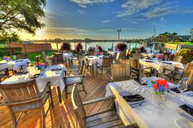Chart House Daytona Florida Daytona Beach Seafood Restaurant Waterfront Dining With A