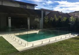 pool fence inspirational frameless glass pool fencing sydney central coast installations
