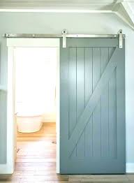 pretentious idea sliding doors for bathroom entrance architecture