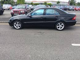 2004 Mercedes c200 Kompressor Avantgarde | in Bulwell ...