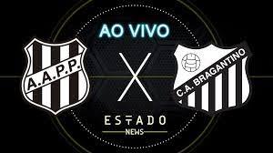 Jogo AO VIVO: Ponte Preta x Bragantino