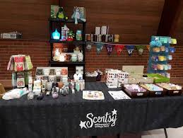 Scentsy Display Stand Tips Tricks for Vendor Fair Show Displays Scentsy Blog 59
