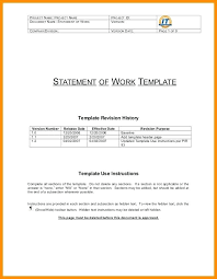 Project Scope Statement Template Best Of 5 Marketing Work Templates ...