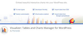 Visualizer Tables And Charts Plugin An Overview And Review