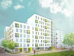 archicad от csoft Дипломный проект Многоэтажный жилой дом в  Дипломный проект Многоэтажный жилой дом в условиях реконструкции квартала в г Новосибирске