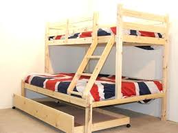 triple trundle bed triple bunk beds with trundle bed triple trundle bed uk