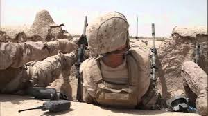 Scout Sniper Marines During Operation Helmand Viper Afghanistan