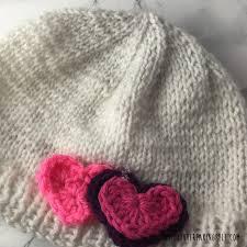 Knit Hat Pattern Straight Needles Amazing Design Inspiration