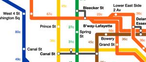 How Many Calories Do You Burn Walking Around New York City