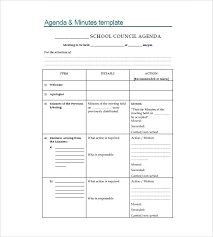 Printable Attendance Sheet Free Template For School Templates Sunday ...