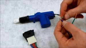 simple 5 wire switch and door lock actuator kit simple 5 wire switch and door lock actuator kit