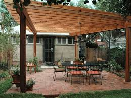 plans for pergola attached to house or 15 free pergola plans you can diy today