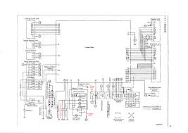 electrical mp218 mp618 fuso bus there is an emergency switch for the finger control transmission the wiring is as follows the key parts are translated to english
