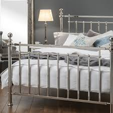 Metal Bed Bedroom Buy Online Early Settler Iron Bed Frame Bed Our Bedroom