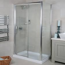 image of top sliding shower doors