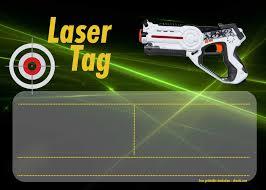 Free Laser Tag Invitation Template Free Printable Laser Tag Invitation Templates Free Printable