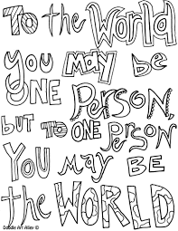 Doodle Art Alley Free Quotes Totheworld