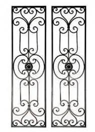 >iron scroll wall art foter iron scroll wall decor