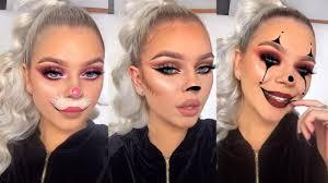 3 last minute halloween makeup looks costume ideas