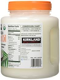Kirkland Signature Cold Pressed Unrefined Organic Virgin