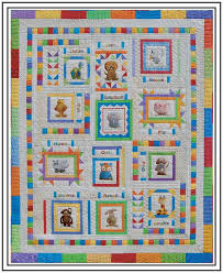 Machine Embroidery Quilt Patterns