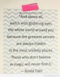 Roald Dahl Quotes Impressive Roald Dahl Quotes