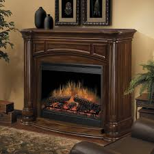electric log heater for fireplace. Dimplex Belvedere 51-Inch Electric Fireplace With Purifire Air Filter - Standard Logs Burnished Log Heater For M