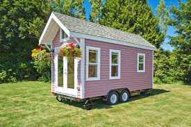 Small Picture A lofted 160 square feet tiny house on wheels in Delta British