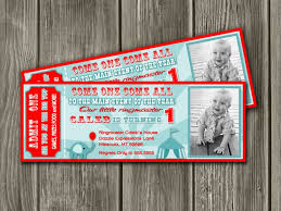 Concert Ticket Invitations Template Fascinating Concert Ticket Invitation Template